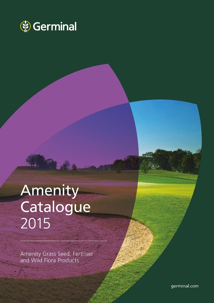 Germinal launches new amenity grass seed, wildflower and fertiliser catalogue