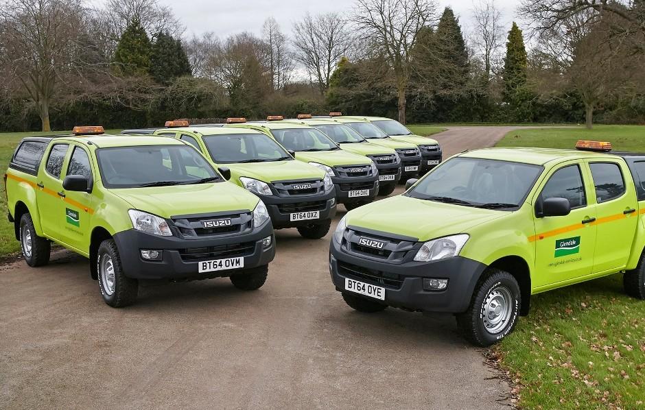 Major deal points to green shoots for Isuzu's fleet business