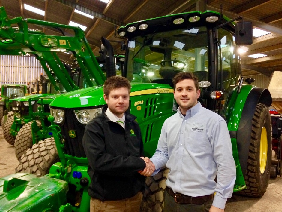 Chappelow extends turf care capability