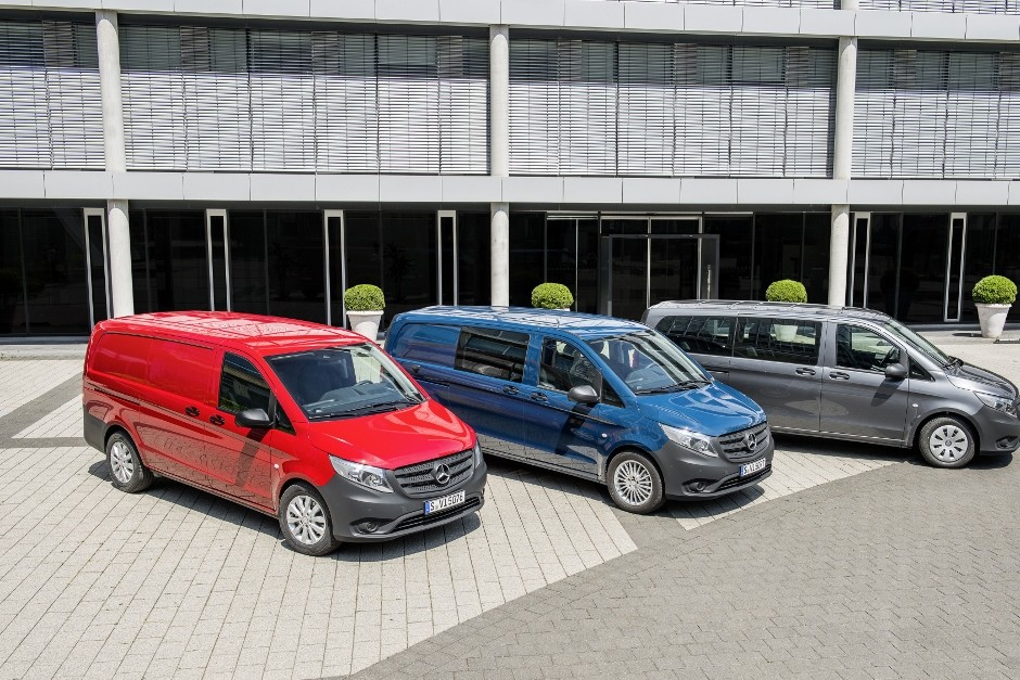 New Vito launches in the UK at CV Show