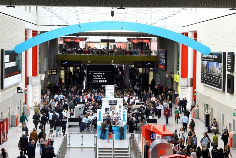 Energy and climate change dominate Ecobuild 2015