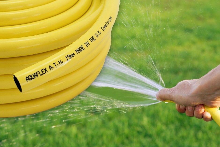 New Aquaflex irrigation hose from Copely