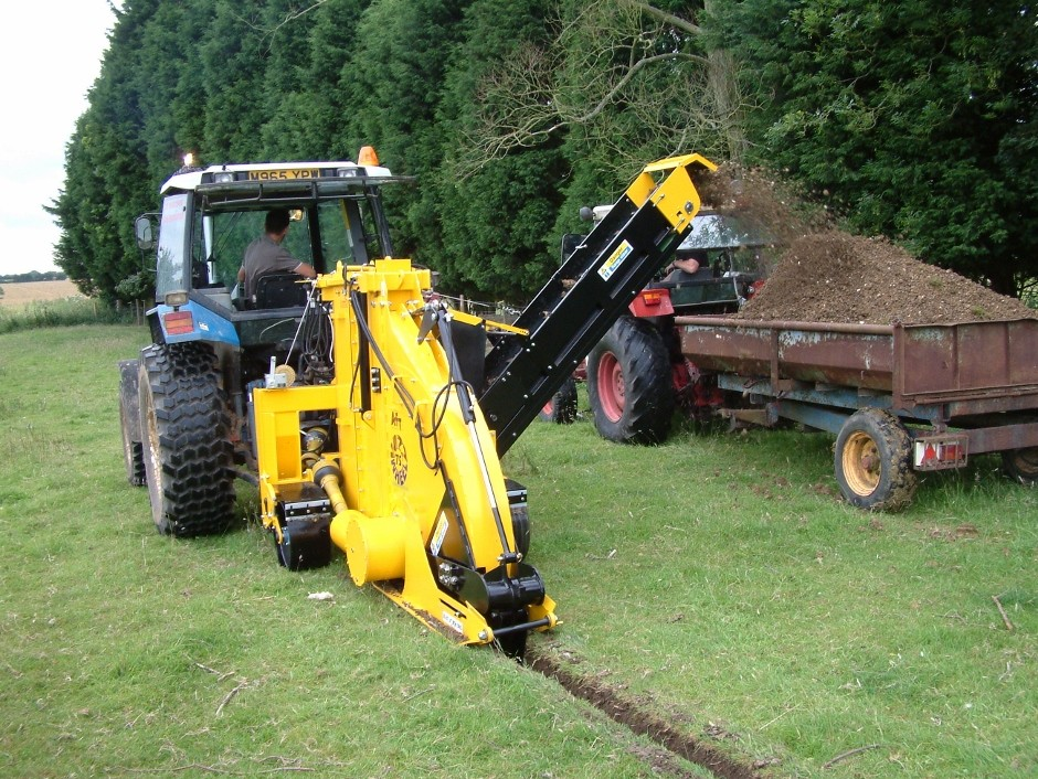 Drainage system delivers excellent ground conditions at horse trials