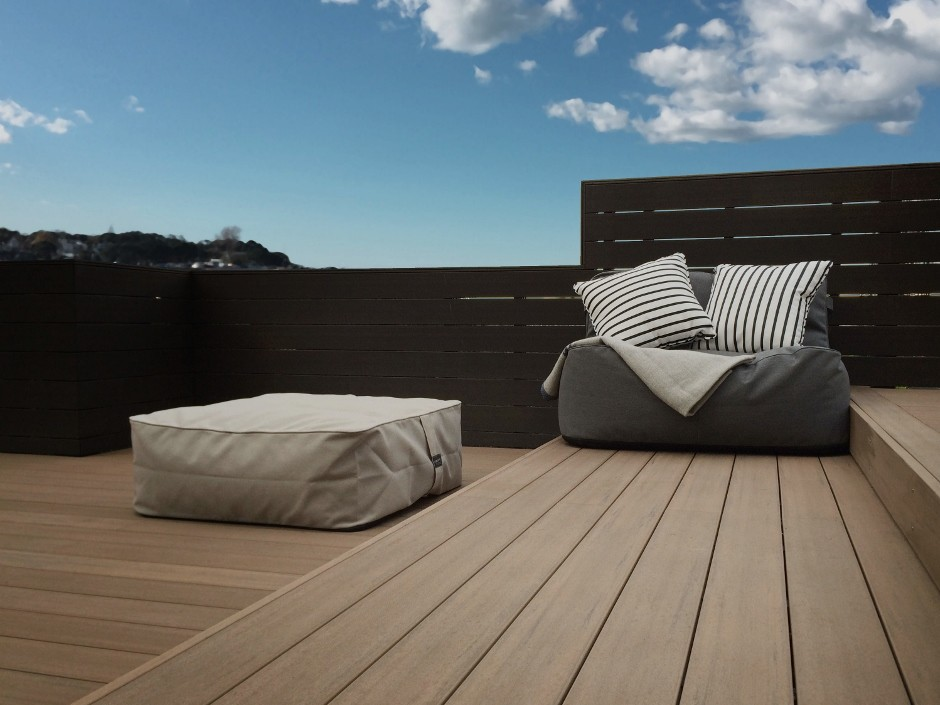 Innovative low maintenance outdoor living solutions