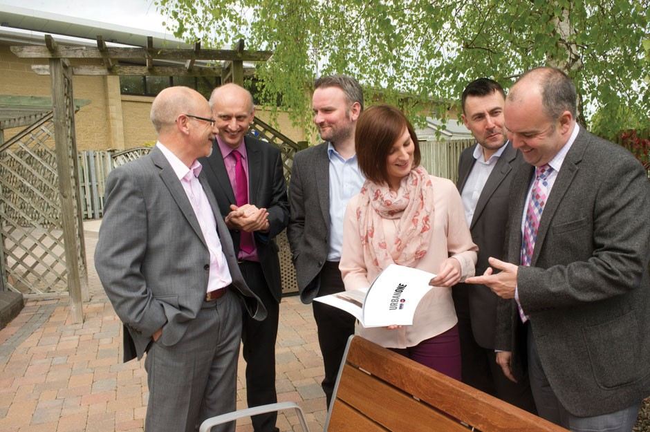 Landscaping products companies launch trading partnership