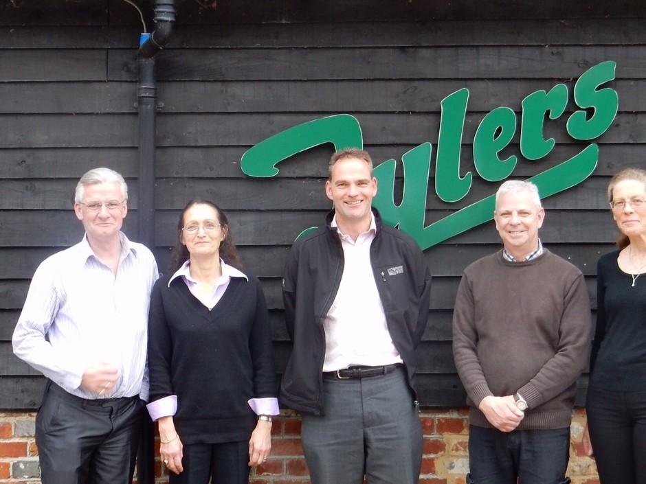 Tylers garden machinery distributor joins Godfreys