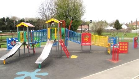 New Thames River Multiplay at Chapel Lane in Chirk