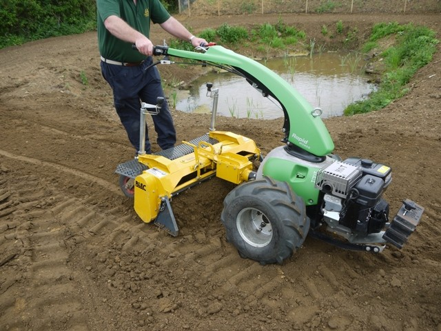BLEC puts on a display at Plantworx 2015
