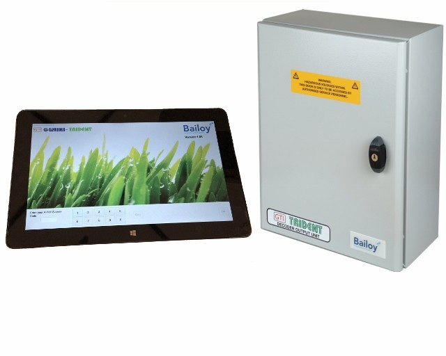 Bailoy's new irrigation controller set to improve water efficiency