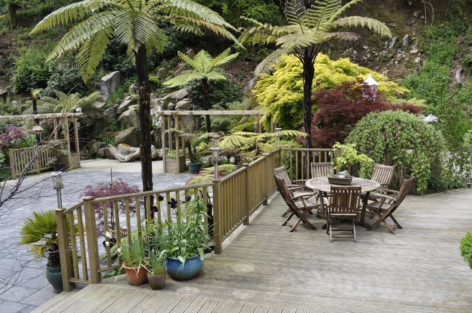 Neglected garden transformed with Gripsure