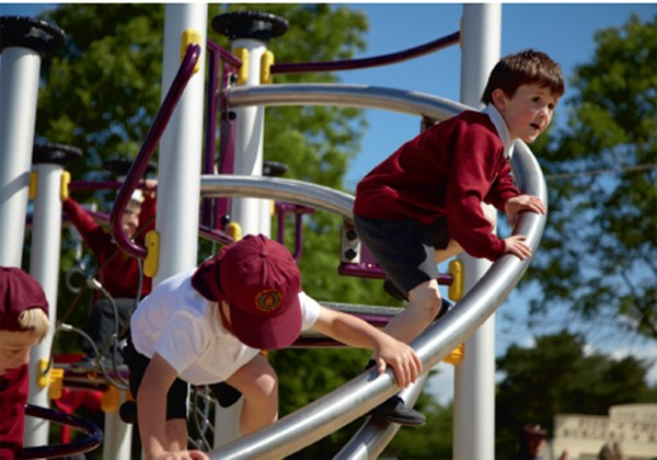 API welcomes report but urges more to get children active