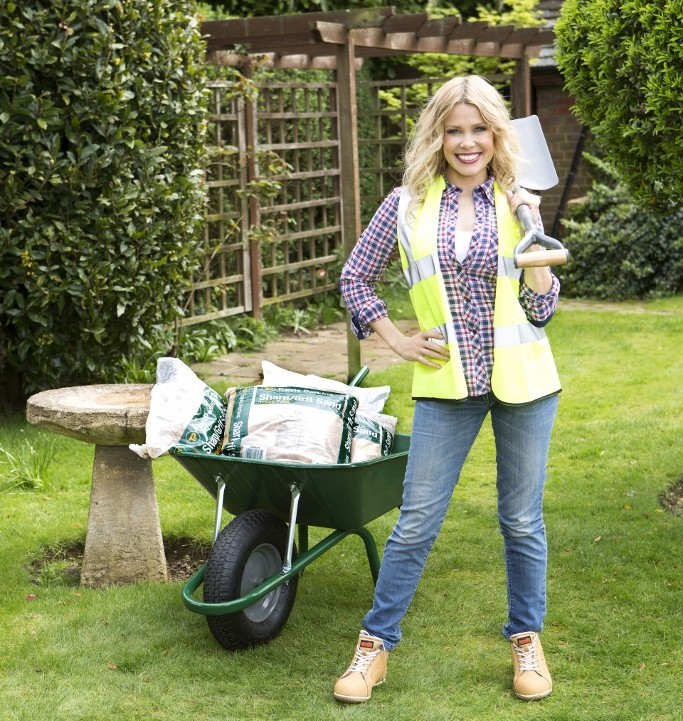 Melinda Messenger hunts for Britain's best landscaped garden