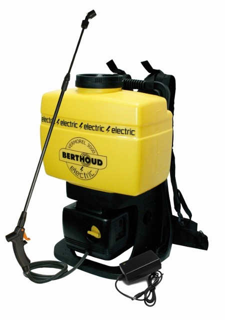 Latest Berthoud battery-powered pro sprayer provides consistent performance