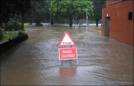 Taking the right measures on flood prevention