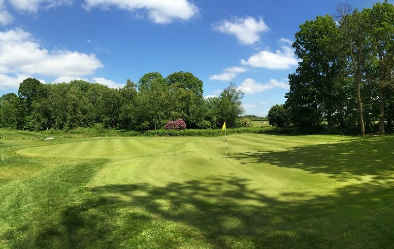 Horsham enjoys the bespoke course care of DLF/Johnsons Sports Seeds