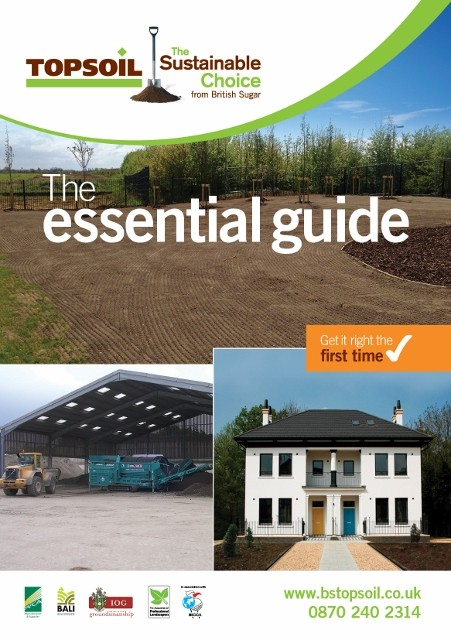 """Updated version of British Sugar TOPSOIL's """"˜Essential Guide' now available"""
