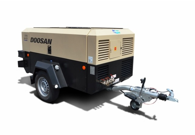 A-Plant places portable power order with Doosan