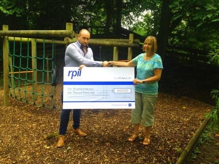 Kendal Nursery wins £1000 for vital improvements to outdoor play facilities