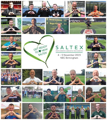 Get ready for SALTEX 2015!