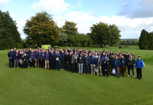 Successful Education at Turf Science Live Ireland