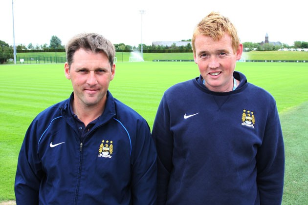 Everris supply products to  City Football Academy