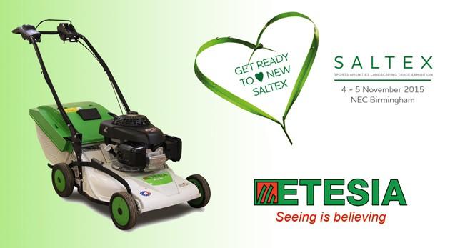Win an Etesia pedestrian Mower at SALTEX