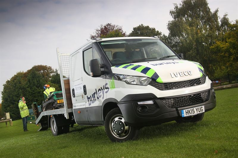 Iveco ensures Burleys keeps its appointments