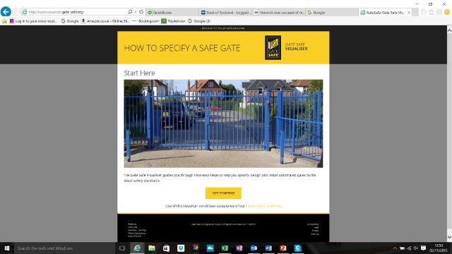 Gate Safe launches free user friendly Gate Safe Visualiser tool