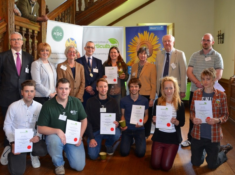 CIH Young Horticulturist of the Year competition launched