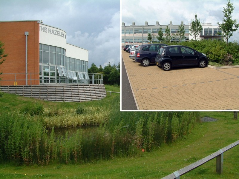 Successful permeable paving scheme is reviewed