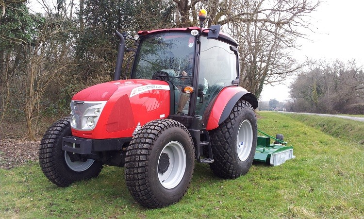 New generation McCormick turf tractors unveiled