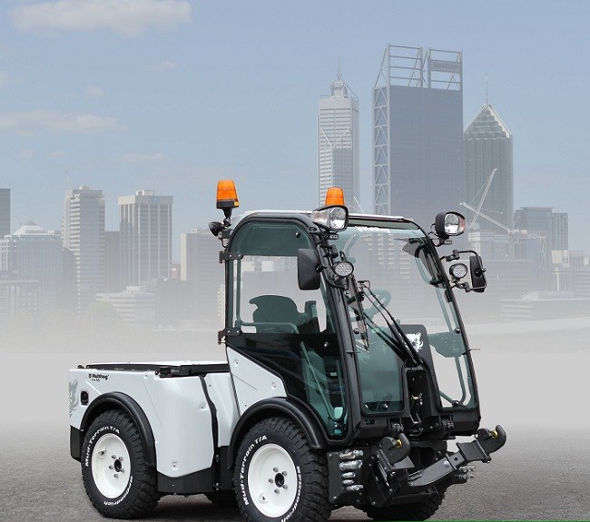 New mini Multihog to be launched at LAMMA 2016