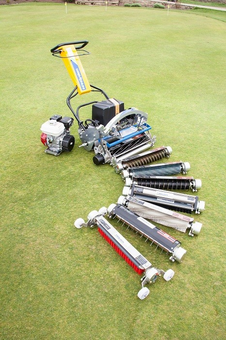 Advanced Turf Technology to showcase the TMSystem at BTME 2016