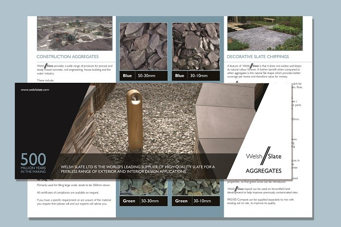 Welsh Slate launches aggregates guide