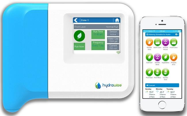 Intelligent controller takes irrigation management to the next level