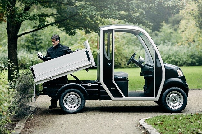 ePower Trucks takes on Garia Utility range