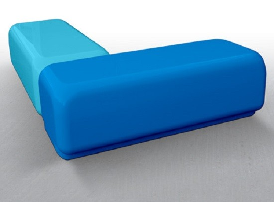 The GeoMet collection introduces Bench Two
