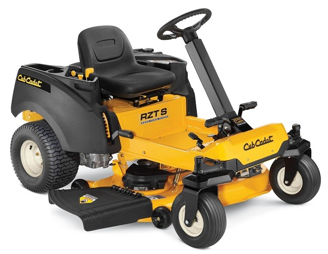 Cub Cadet provides everything the professional landscaper needs