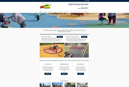 RTC Safety Surfaces unveil two new websites