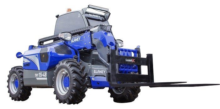 Blaney Motor Company launches wheel loader concepts