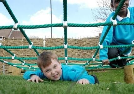 Handmade Places keeping children active
