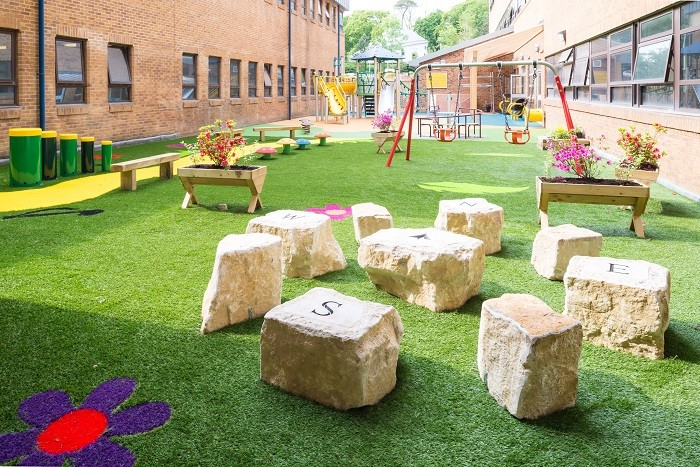 Award winning hospital playground is accessible to all