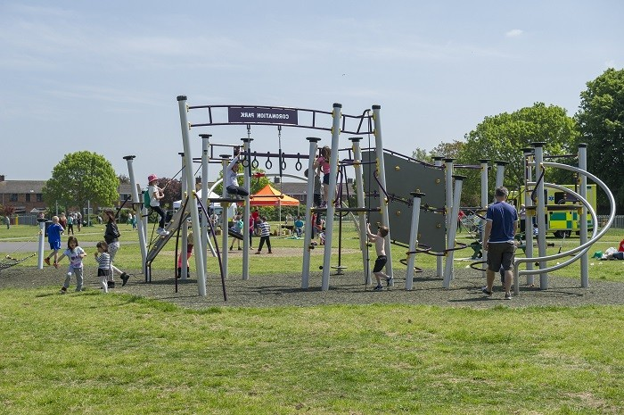 New flagship playground opens to the public