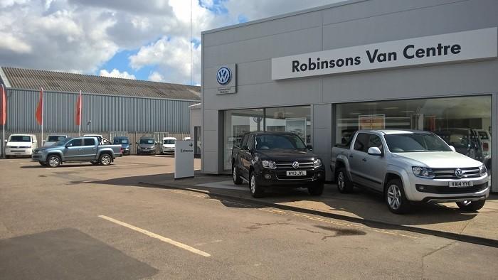 VW Commercial Vehicles expands van centre network
