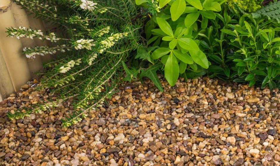 Resin Bound and Bonded Aggregates..