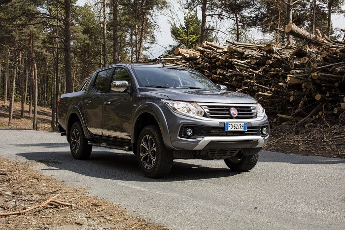 Pricing and specifications for FIAT Professional's new Fullback announced