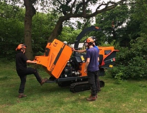 Fí¶rst supports the future of arboriculture and forestry