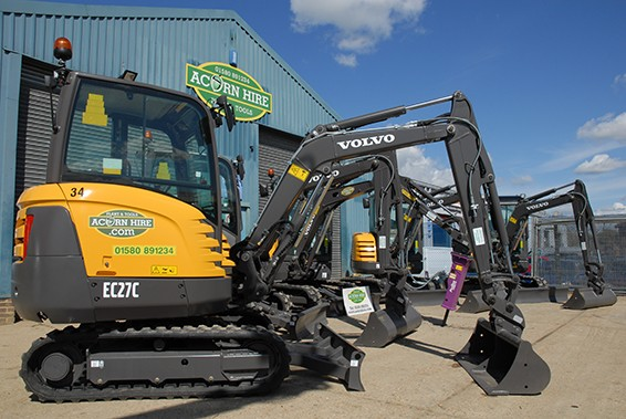 New seed is sown at Acorn Hire