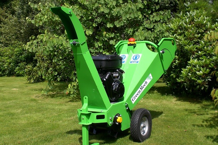 GreenMech Chippers help Mid Suffolk District Council save money