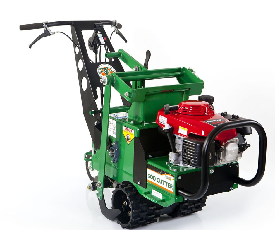 Make landscaping a breeze with Billy Goat!